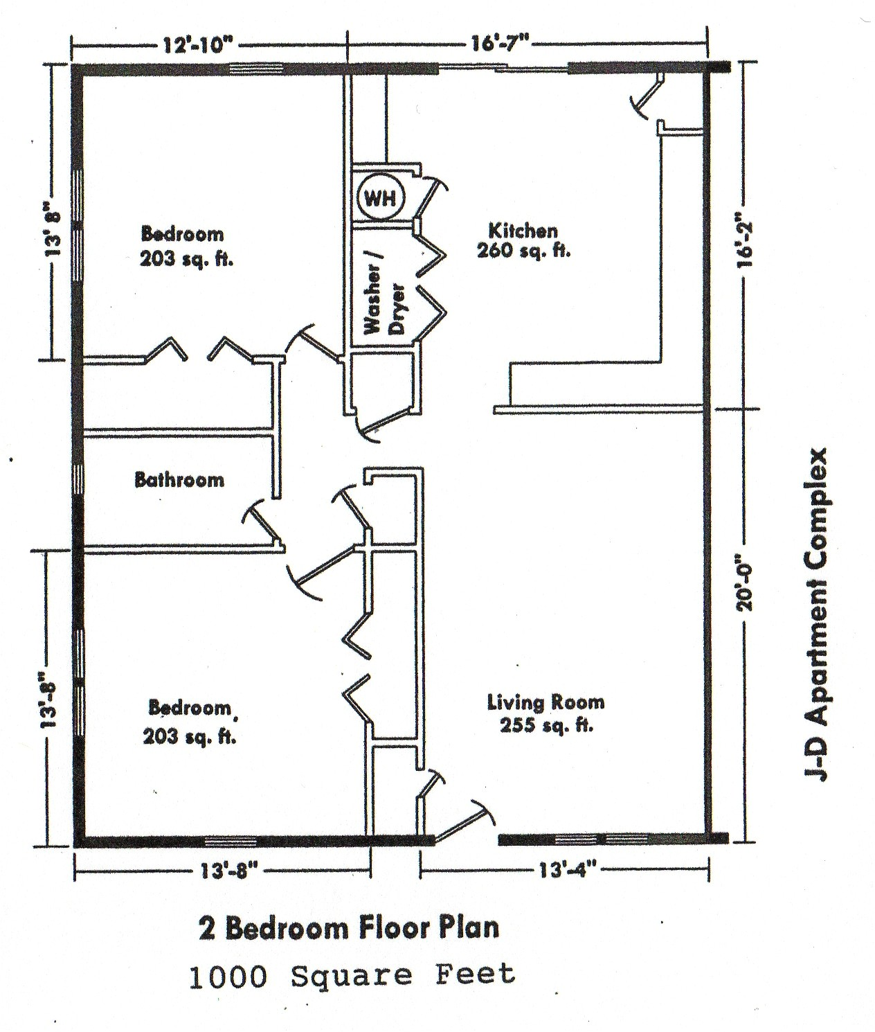 modular homes 2 bedroom floor plans