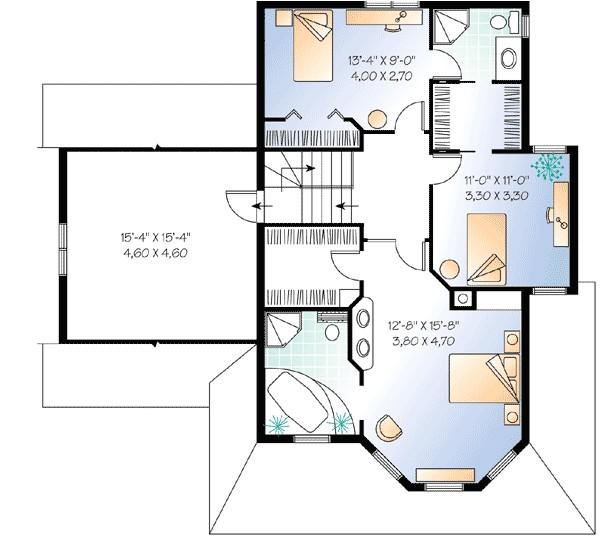 house plan 21570dr