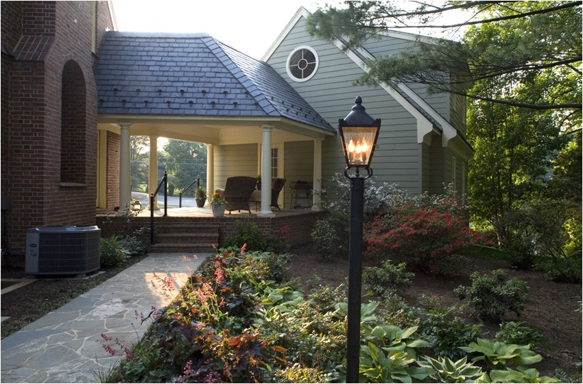 rejuvenated cape cod in mclean