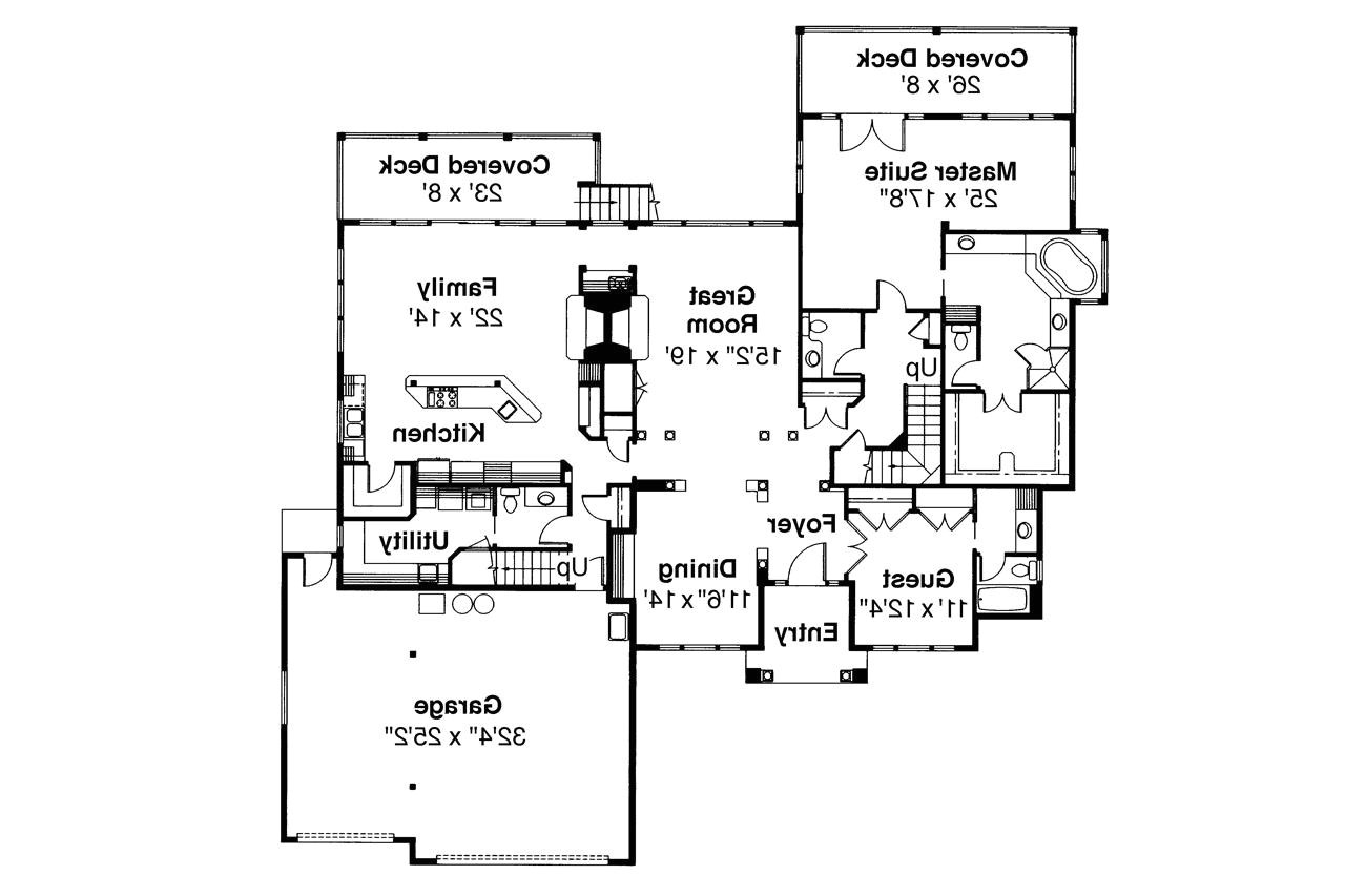 house plans with double sided fireplace