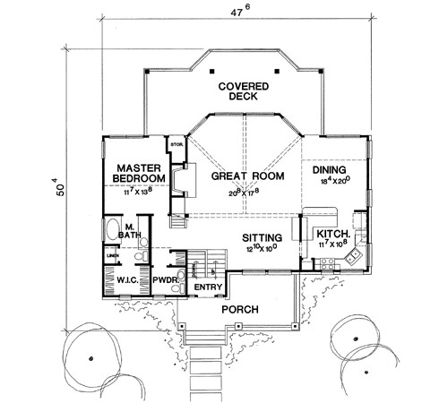 House Plans with Lake Views the Lakeview 5402 2 Bedrooms and 2 Baths the House