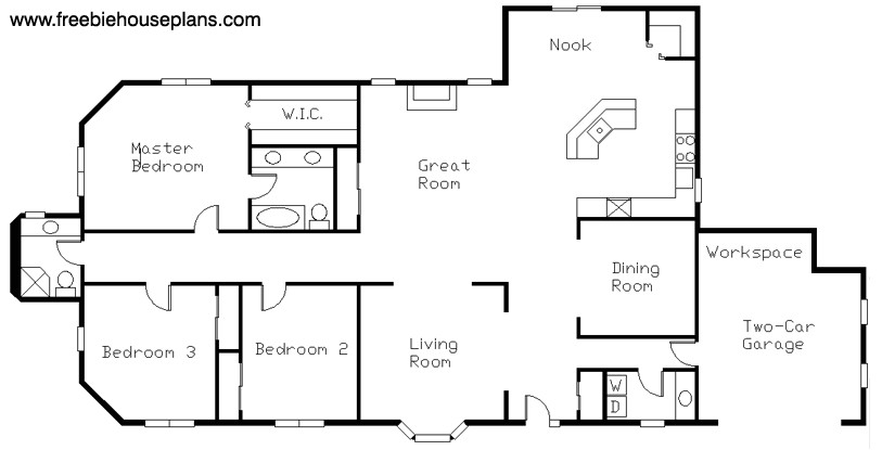 house plans great room designing rooms
