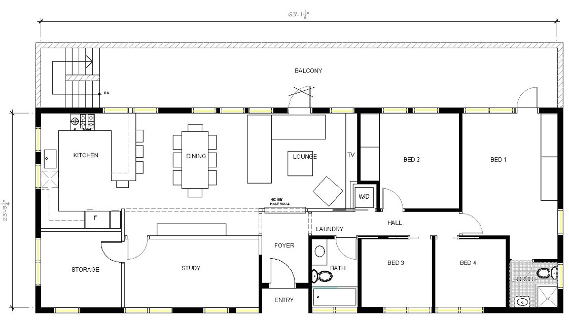 House Plans with Lots Of Storage Dream Small House Plans with Lots Of Storage 16 Photo