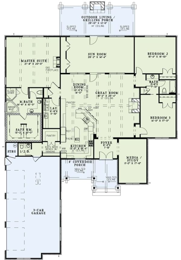 House Plans with Mudroom and Pantry West Side Garage with Good Ideas On Mud Room and Off