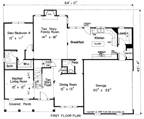 four bedroom house plans 8 hot home plans with 4 bedrooms
