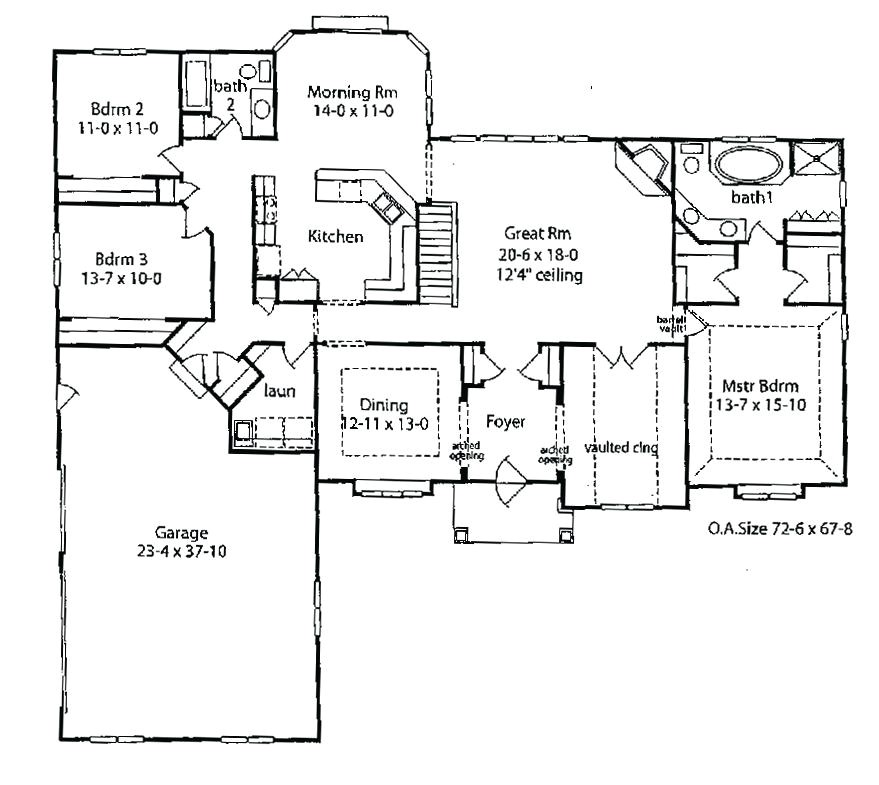 house plans no formal living room
