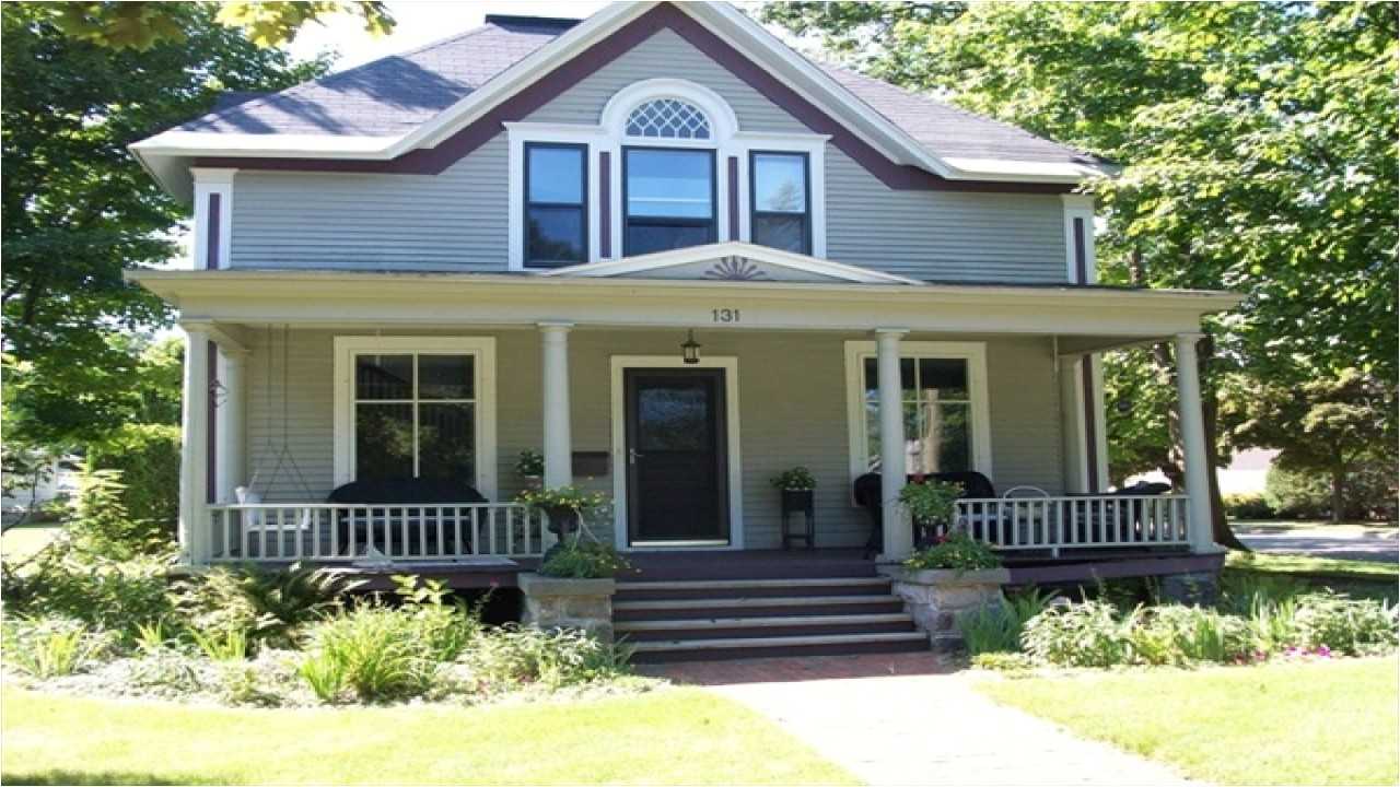 house plans with porches all the way around