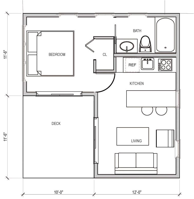House Plans with Separate Inlaw Suite Bungalow House Plans with Separate Inlaw Suite Cottage