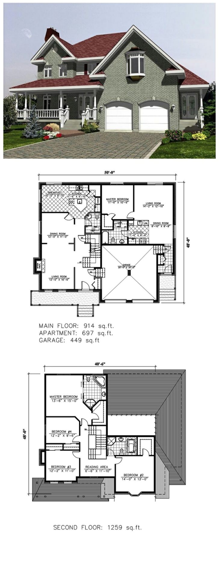 house plans with separate inlaw suite