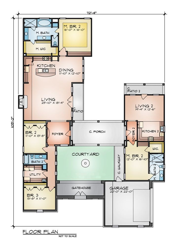 House Plans with Separate Living Quarters Australia 17 Best Ideas About Next Gen Homes On Pinterest House