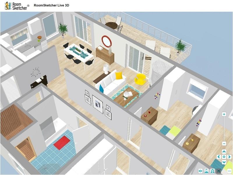 virtual home tours floor plans