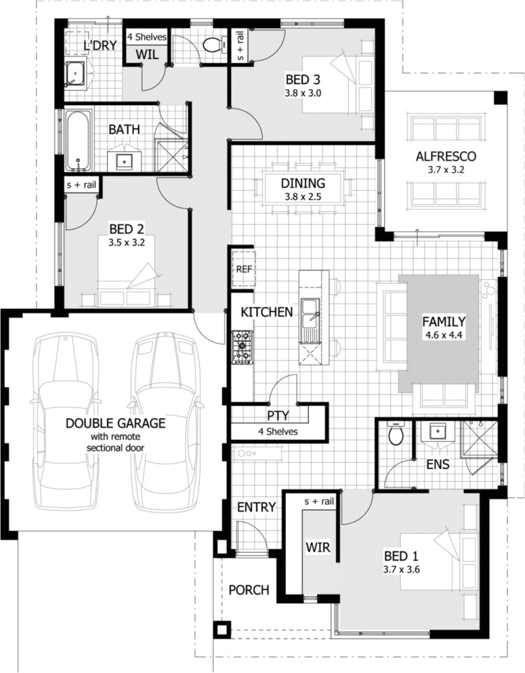 interior design 15 3 bedroom house floor plans interior 42c6a26327e3ce12