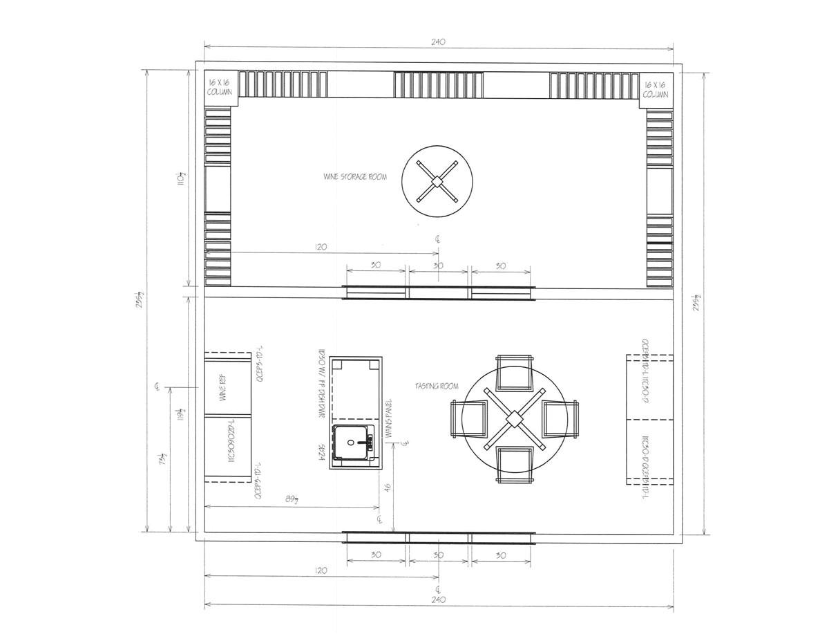 wine cellar floor plans valine 696812aeca4fd763