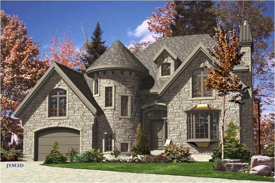 home plan 23614
