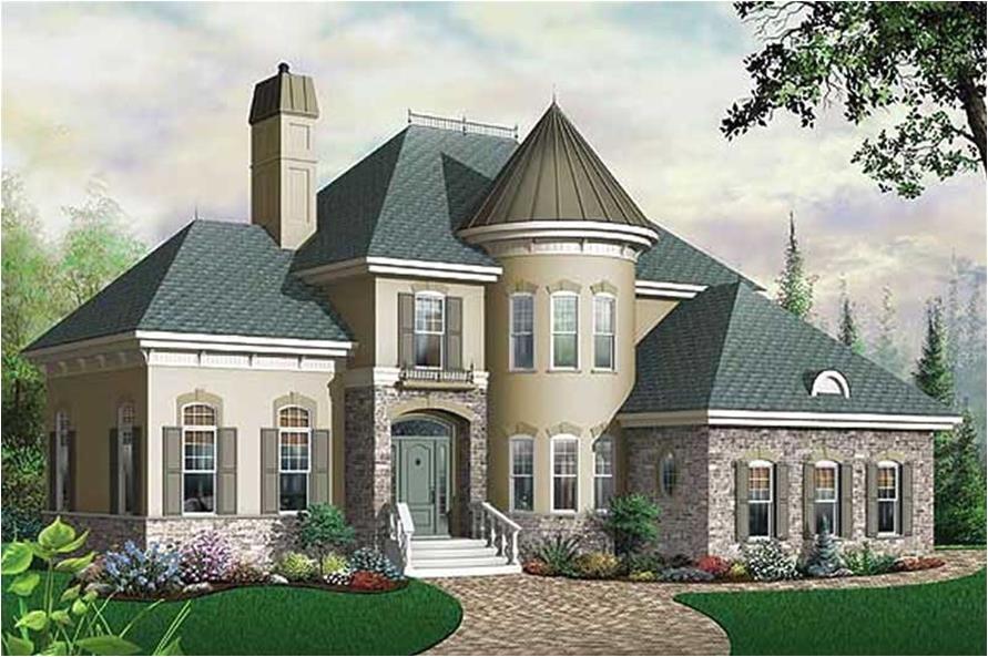 home plan 11413
