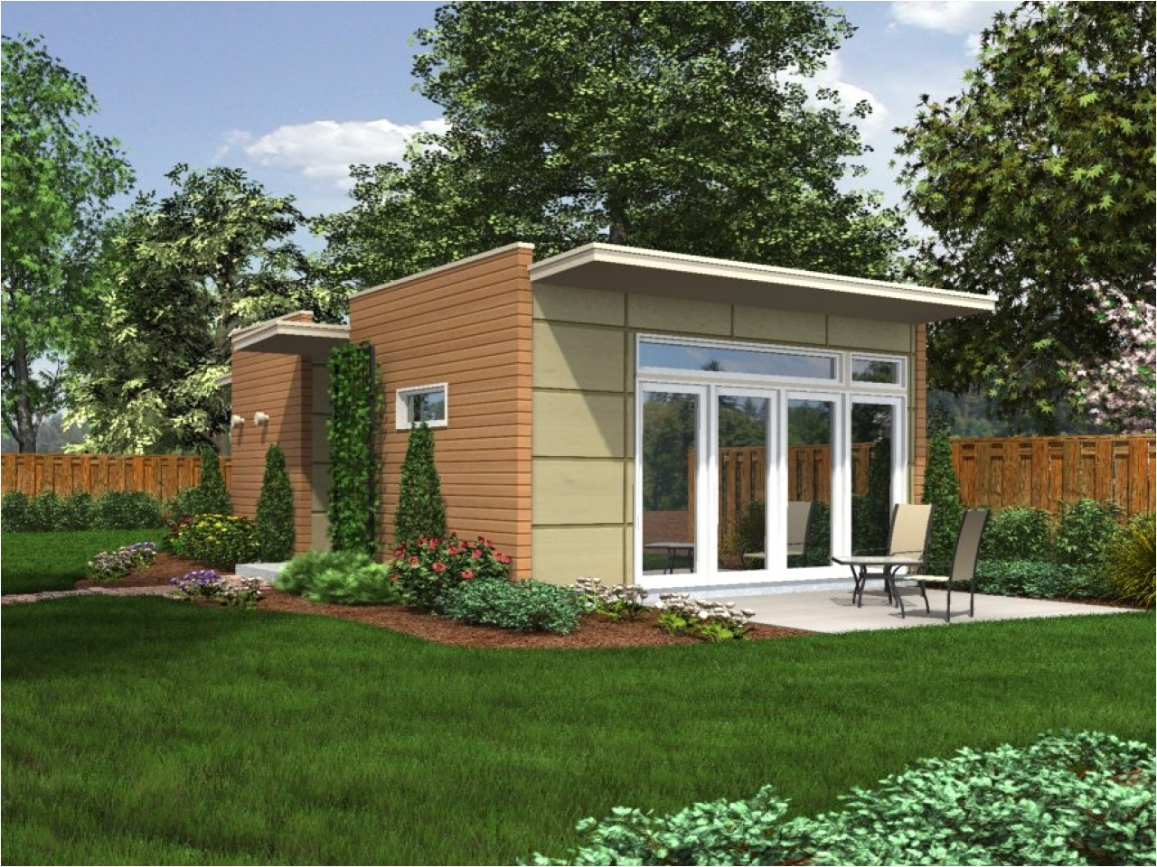 3070cc77dd8f06b8 small backyard buildings backyard cottage small houses
