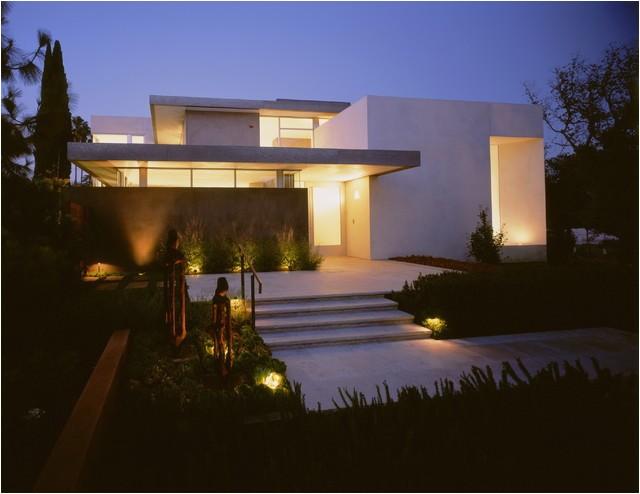 boxenbaum residence modern exterior los angeles