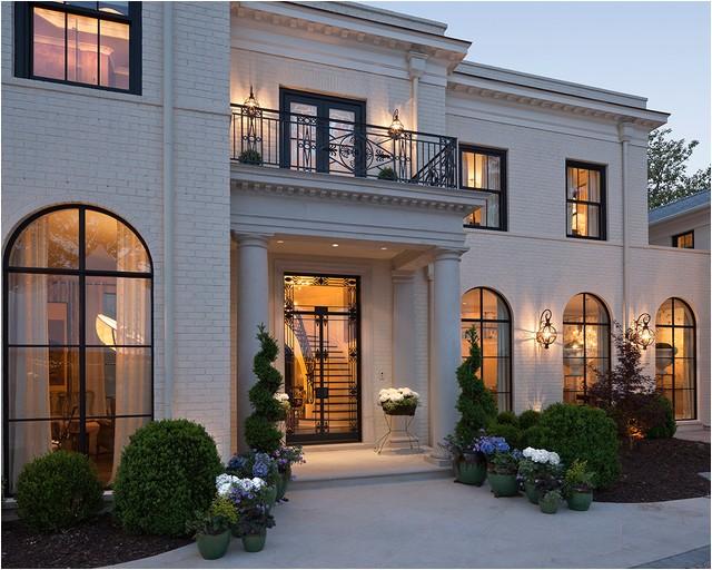 symphony design home contemporary exterior atlanta