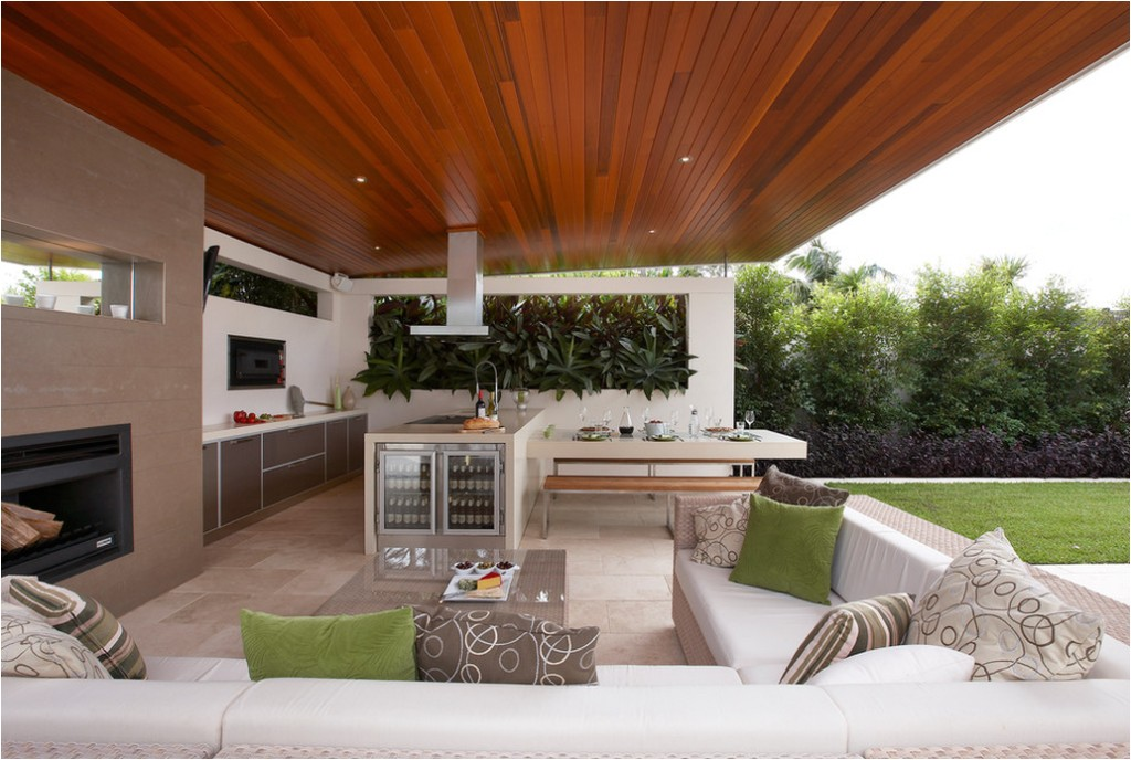 a look at some outdoor kitchens from houzz com
