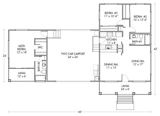 Hpm House Plans Hpm Kamole Packaged Home Floorplan House Plans