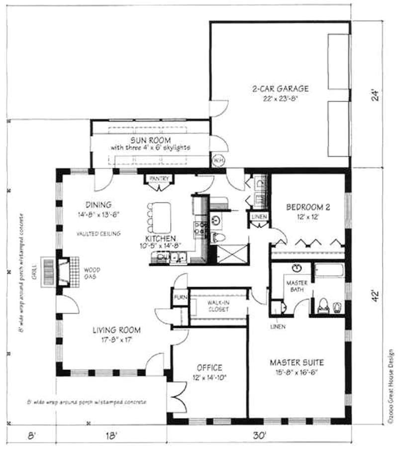 home plan 9279