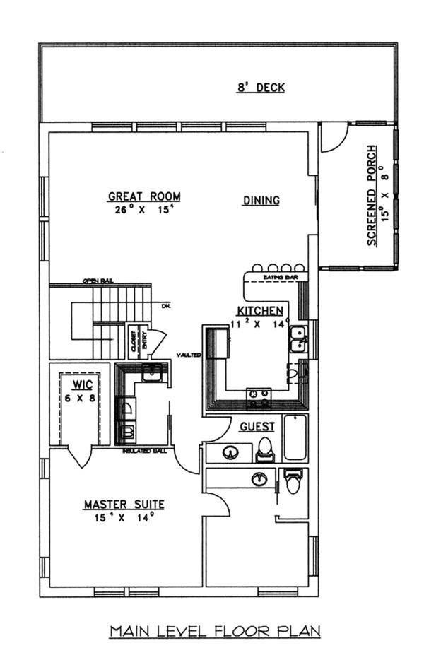 icf concrete homes floor plans