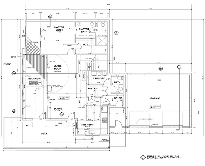 icf home plans