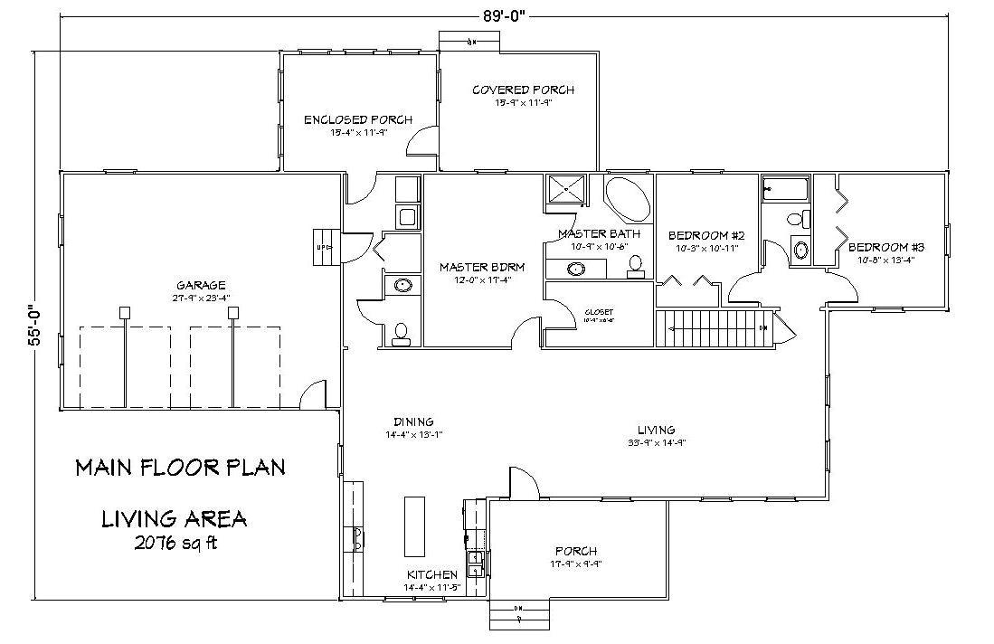 icf homes plans