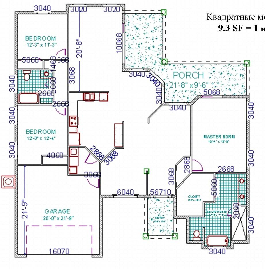 icf home plans florida