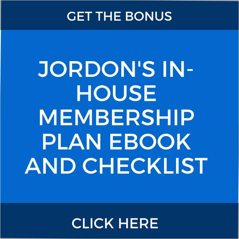 create organize automate house dental practice membership plan jordan comstock