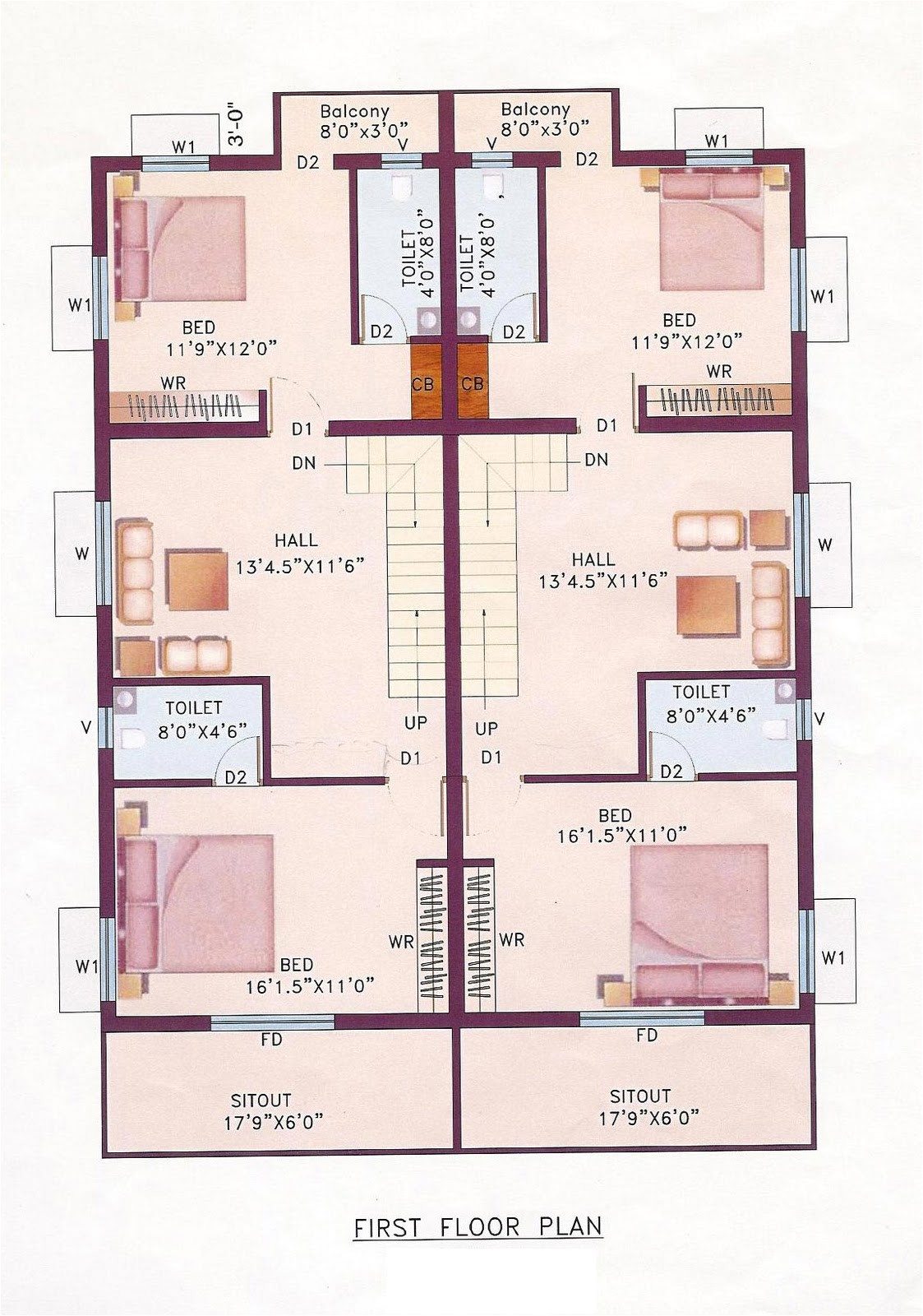 house plans indian