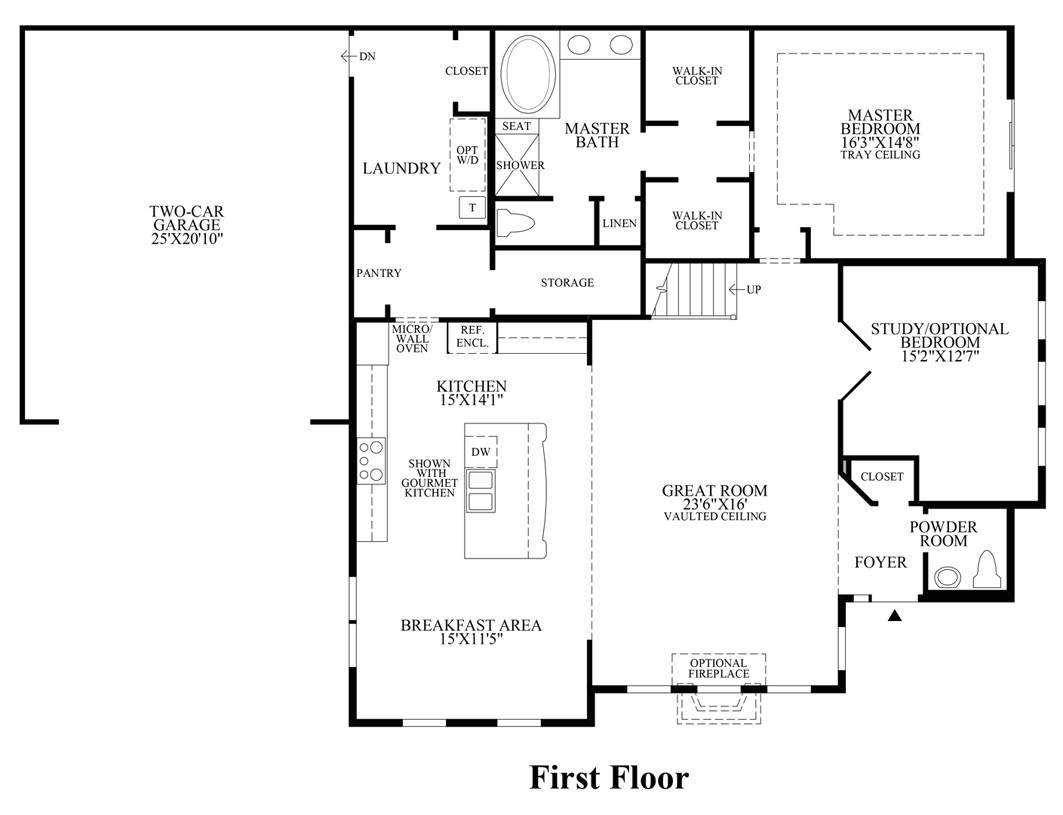 regency homes floor plans iowa