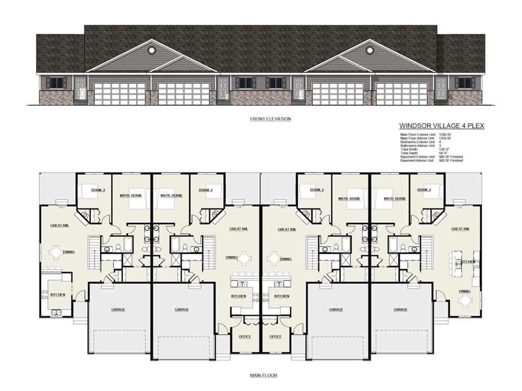 8082 windsor homes iowa floor plans
