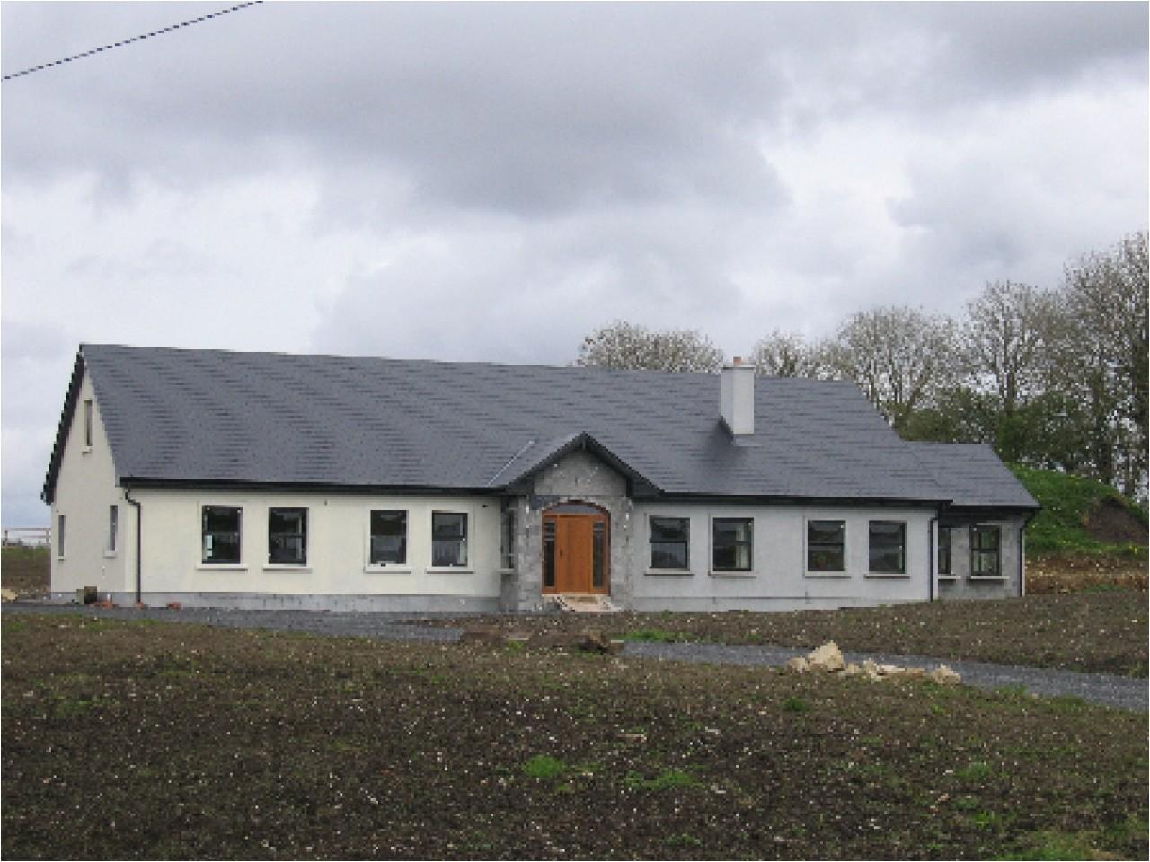 irish cottage style house plans
