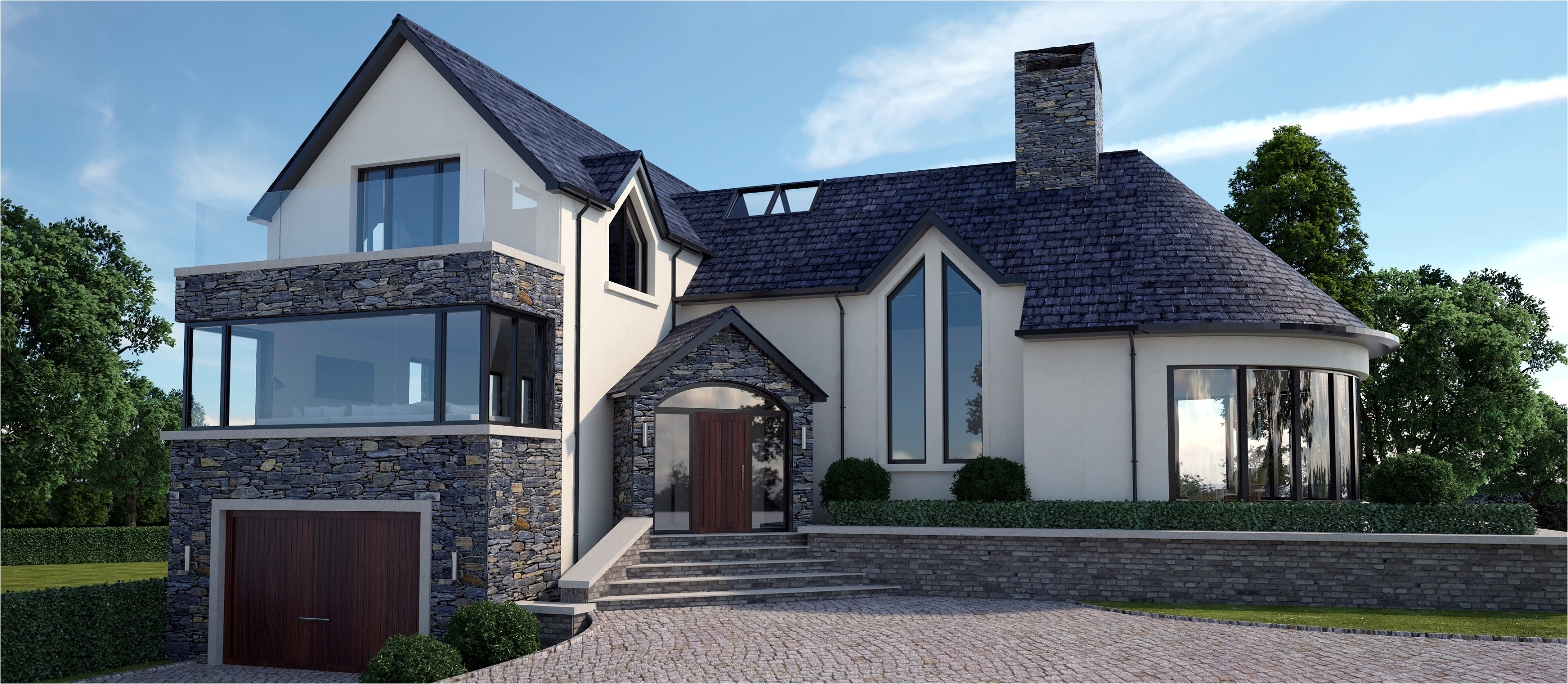 dormer house plans designs ireland