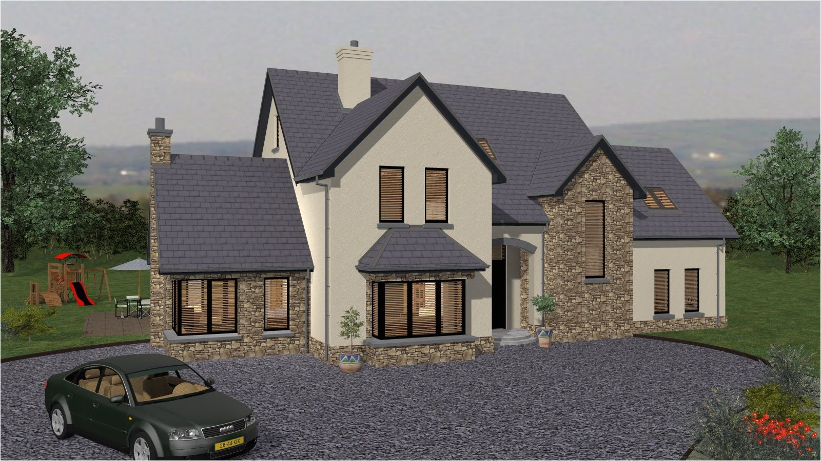 new house plans northern ireland