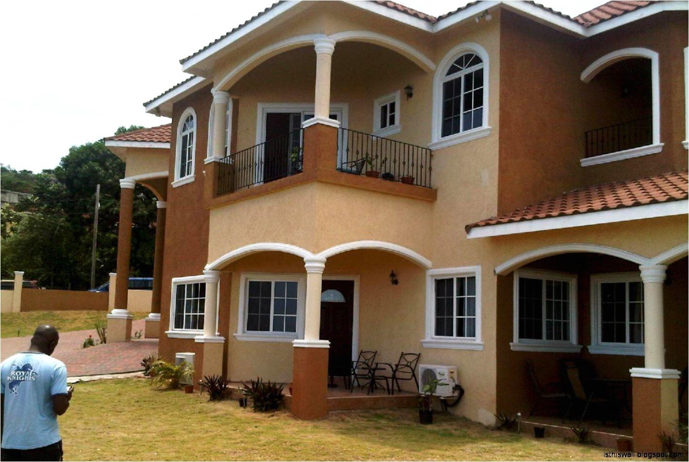 home designs in jamaica