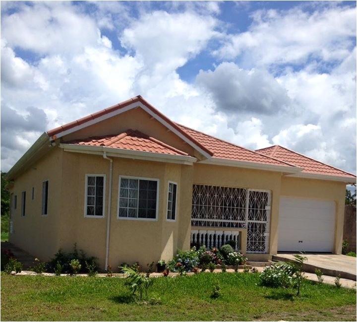three bedroom house plan in jamaica