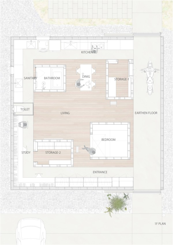 japanese house floorplan