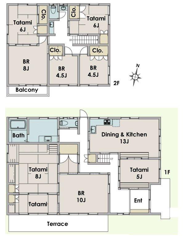 Japanese Home Floor Plan Nice Traditional Japanese House Floor Plan In Fujisawa