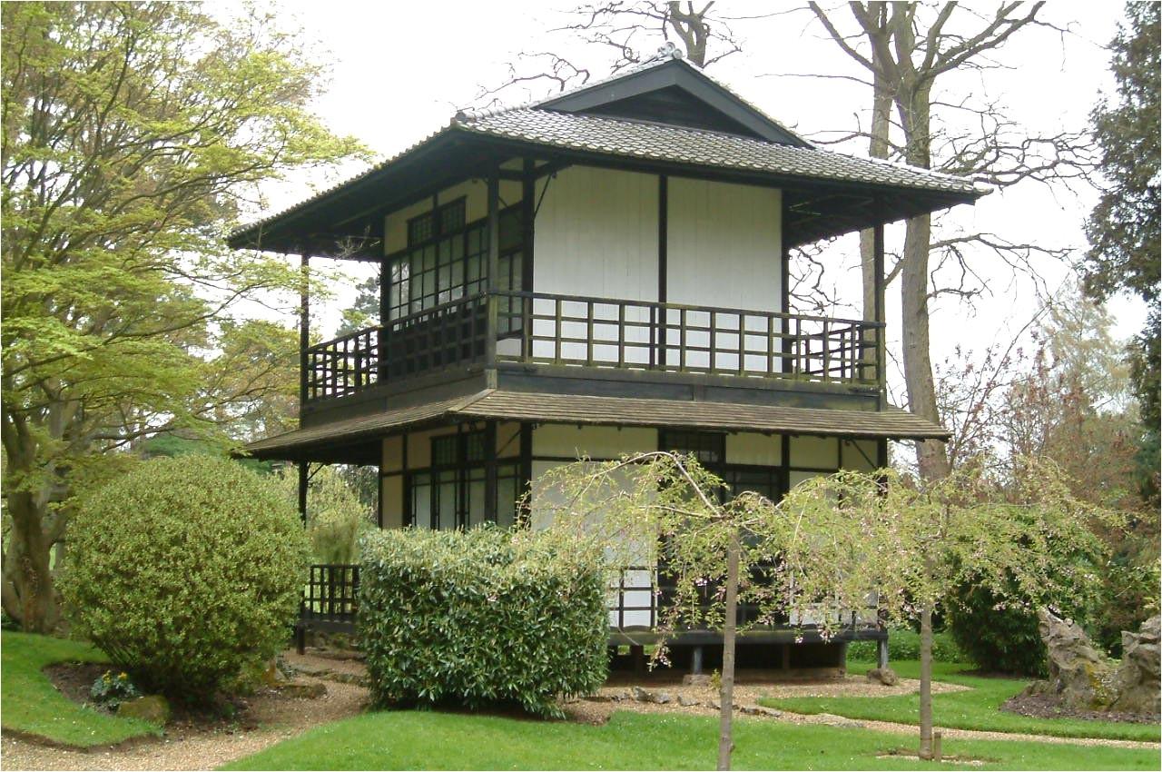 japanese tea house design small