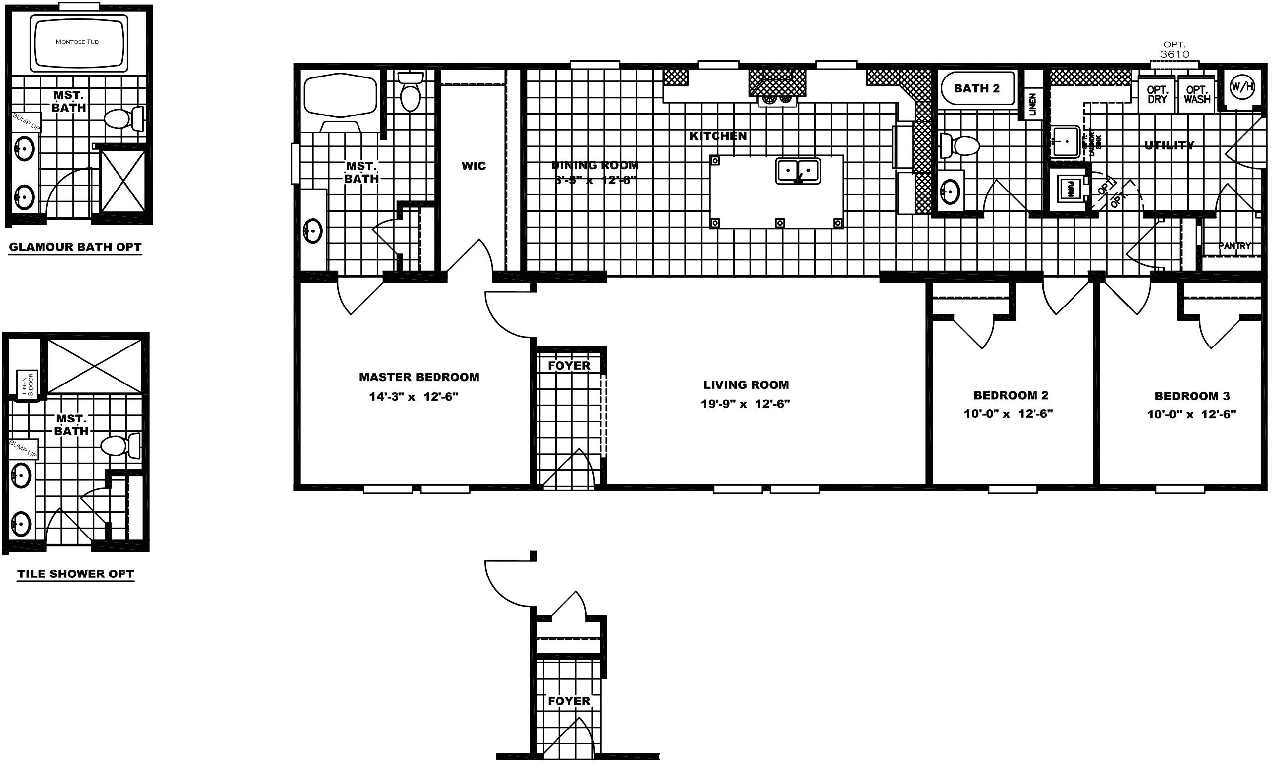 jim walter homes floor plans