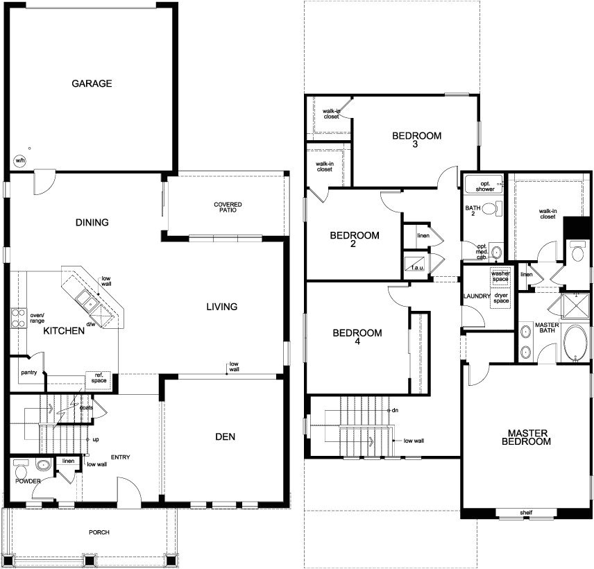 kb homes floor plans fresh kb homes floor plans modern home ideas