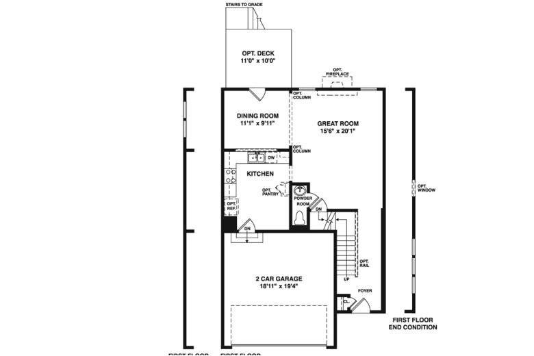 old kb homes floor plans