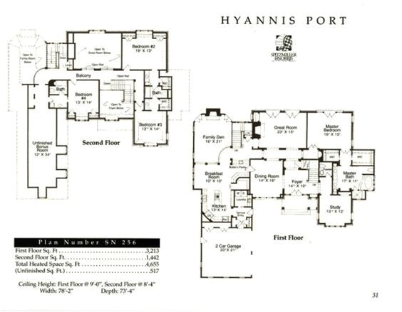 kennedy compound floor plan