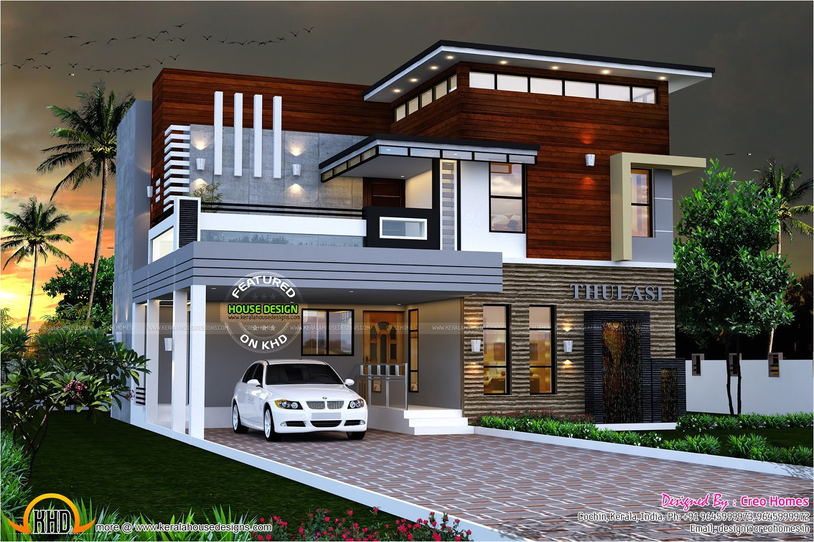 Kerala Home Designs and Plans September 2015 Kerala Home Design and Floor Plans