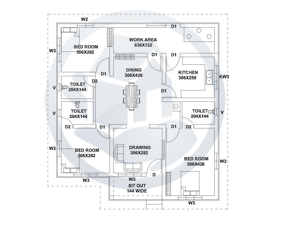 dream home plans kerala style