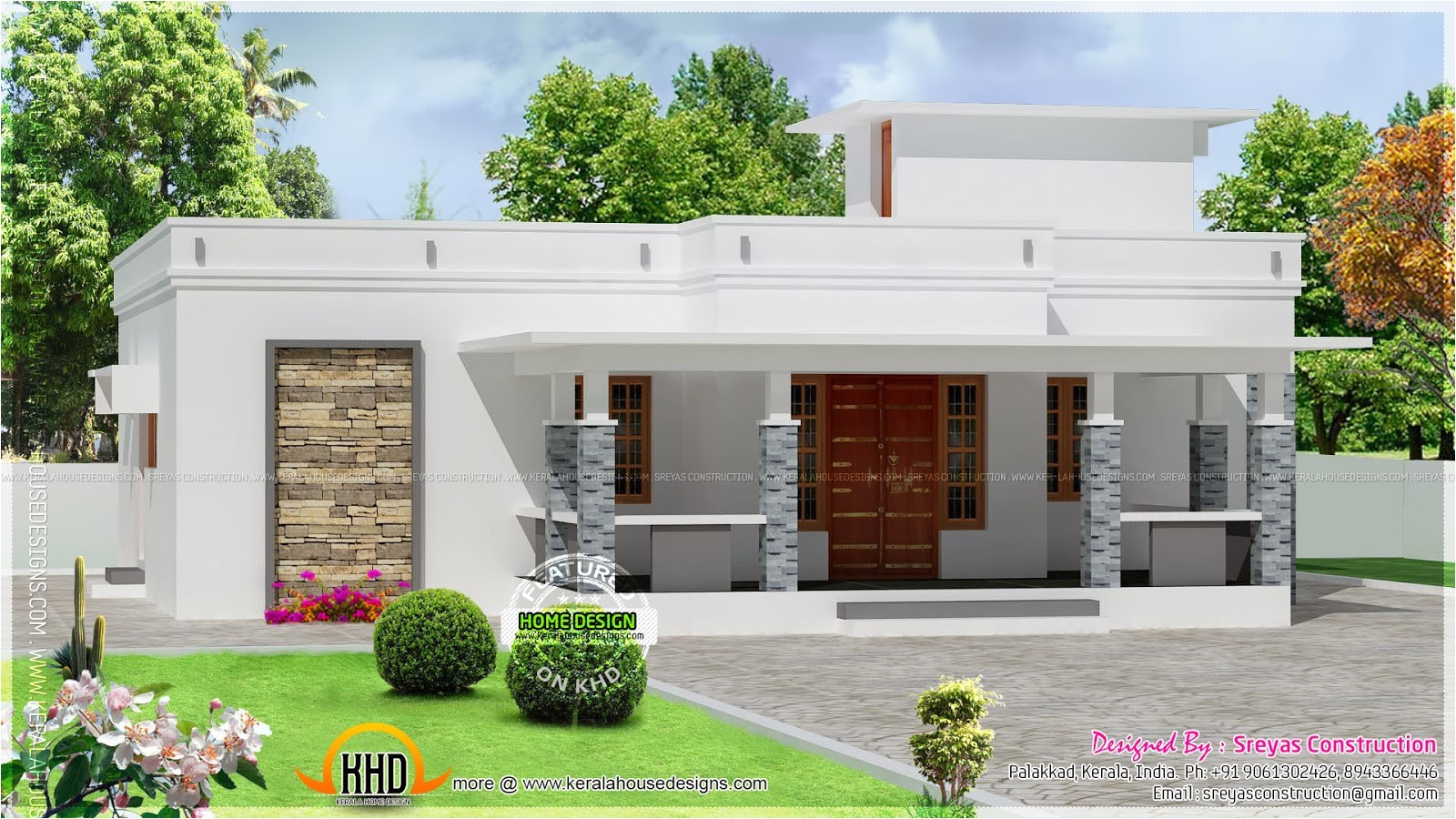 small house plans kerala with photos