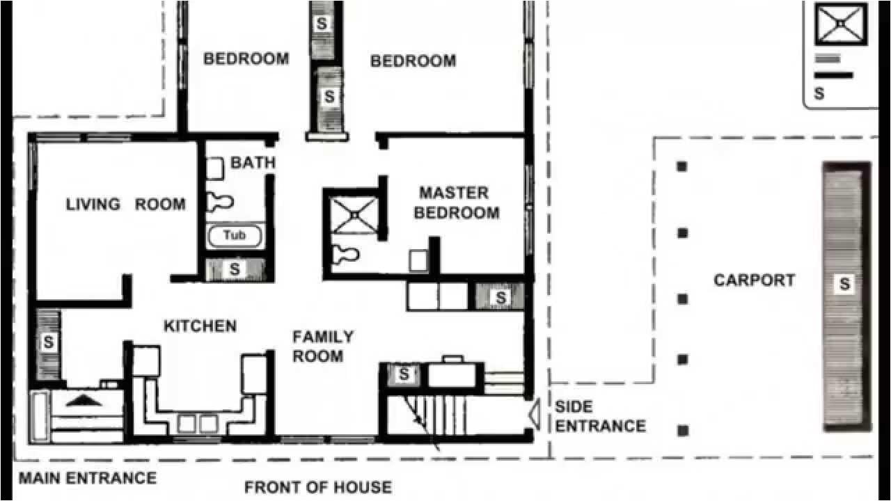 kerala small home plans free