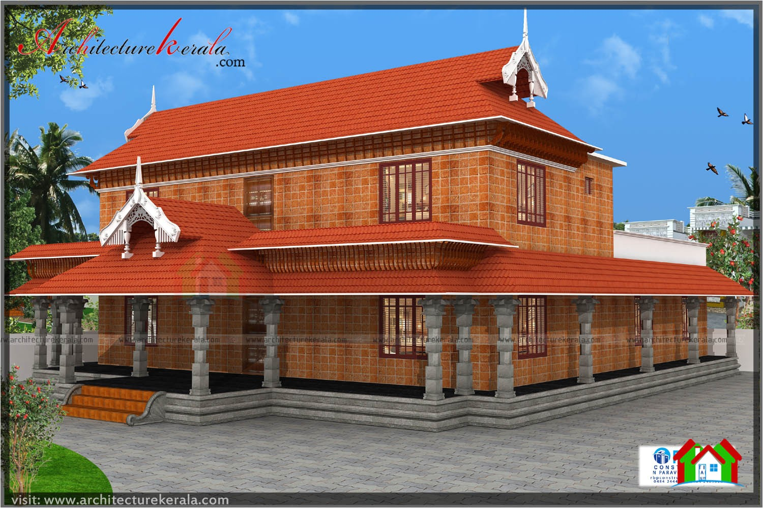 traditional kerala style house plan will love